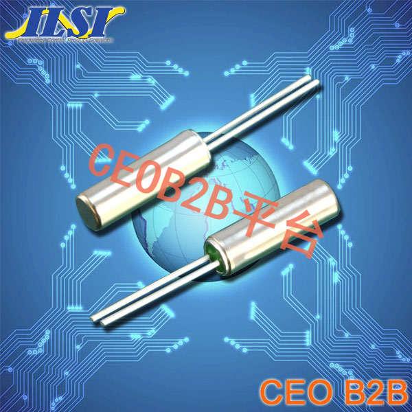 ILSI晶振,石英晶振,38晶振,插件晶振