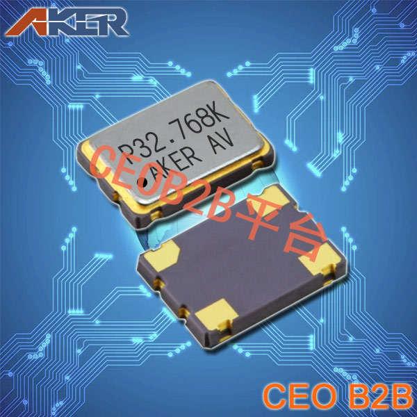 AKER晶振,SMBF-751晶振,7050贴片晶振