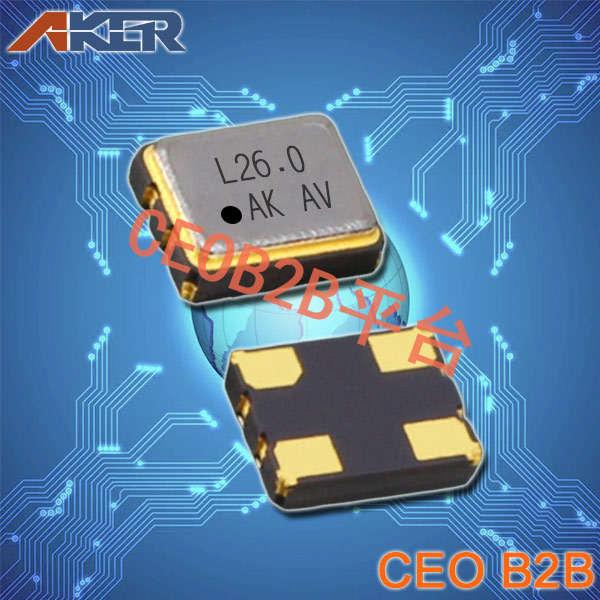 AKER晶振,SMAF-321晶振,有源晶振
