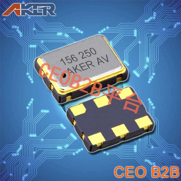 AKER晶振,SMDN-751晶振,耐高温晶振
