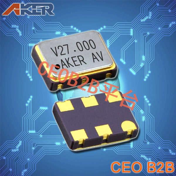 AKER晶振,VXON-751晶体,压控晶振