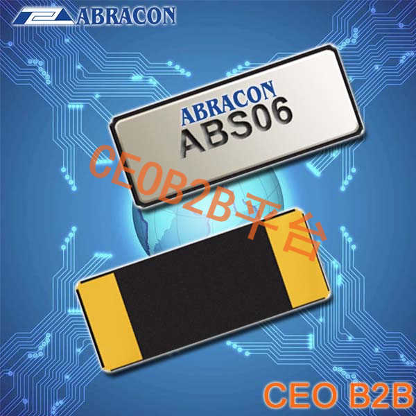 Abracon Resonator-32.768KHz-±20ppm-12.5pF晶振