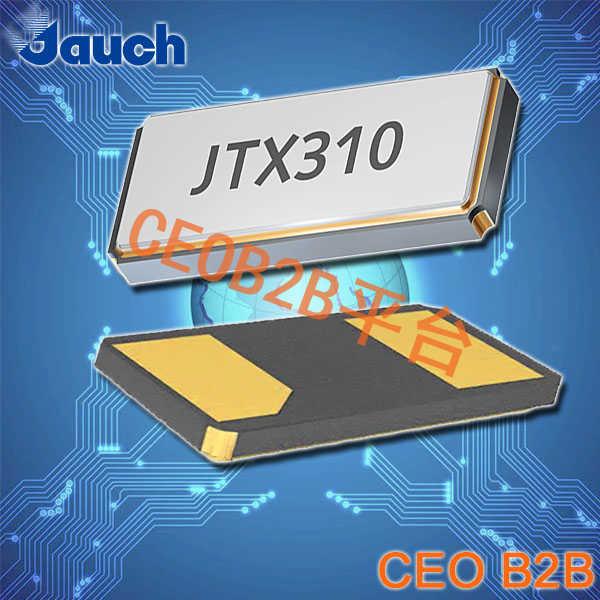 Jauch晶振,SMD晶振,JTX410晶振