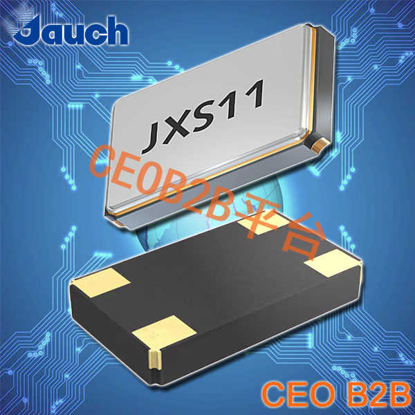 Jauch晶振,石英晶体谐振器,JXS53晶振
