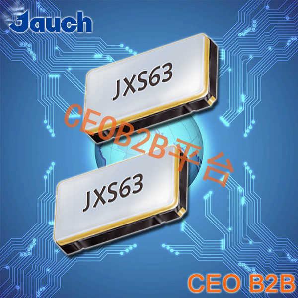 Jauch晶振,6035贴片晶振,JXS63晶振