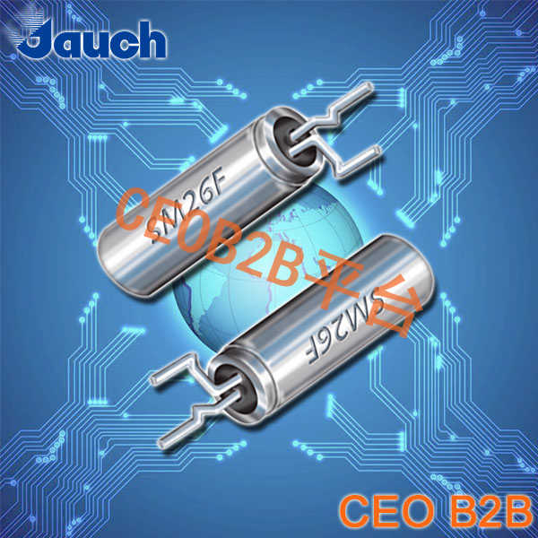 Jauch晶振,音叉晶振,SM26F晶振