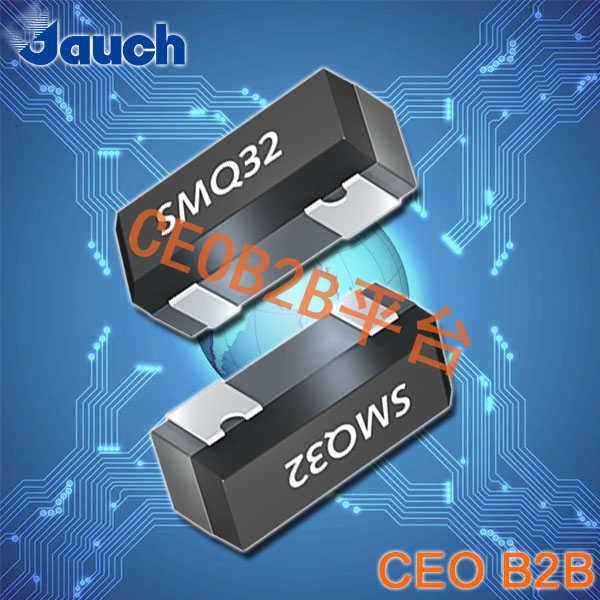 Jauch晶振,32.768K晶振,SMQ32晶振