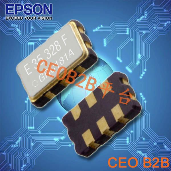 爱普生晶振,压控晶体振荡器,VG-4231CB晶振