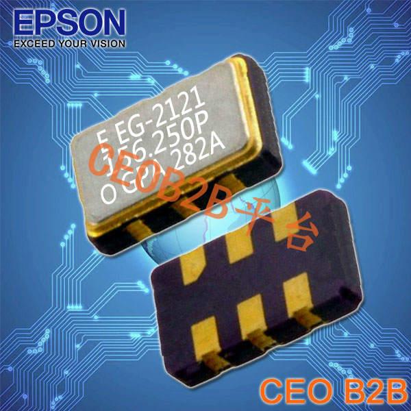 爱普生晶振,SAW滤波器,EA-2102CB滤波器