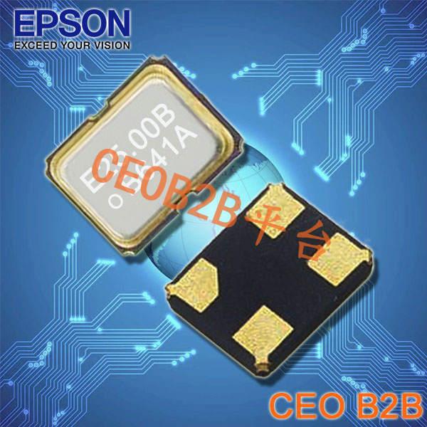 爱普生晶振,石英晶体振荡器,SG-210SGB晶振