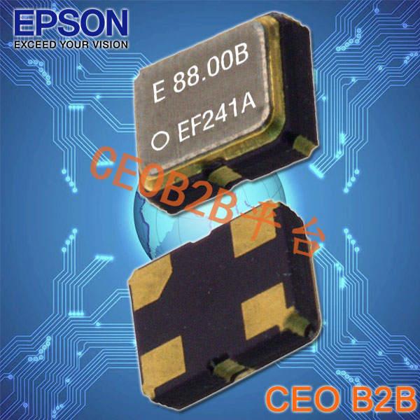 爱普生晶振,有源晶振,SG-210STF晶振