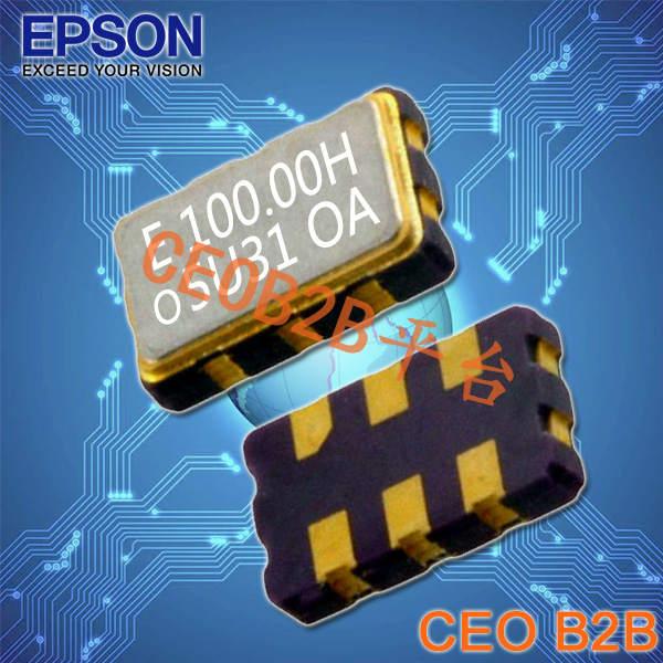 爱普生晶振,声表面滤波器,XG5032HAN滤波器