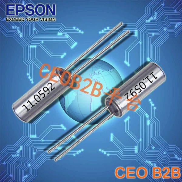 爱普生晶振,圆柱晶振,CA-301晶振