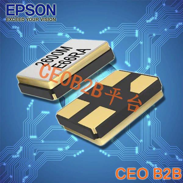 爱普生晶振,贴片石英晶振,FA-128晶振