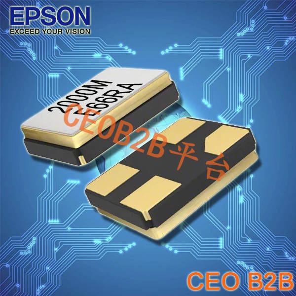 爱普生晶振,石英晶振,FA-238V晶振
