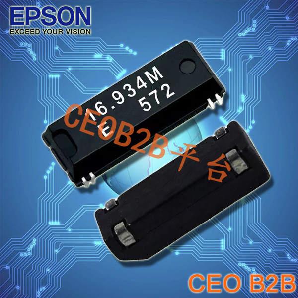 爱普生晶振,陶瓷面晶振,MA-406晶振