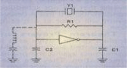 石英晶体振荡器,有源晶振工作原理