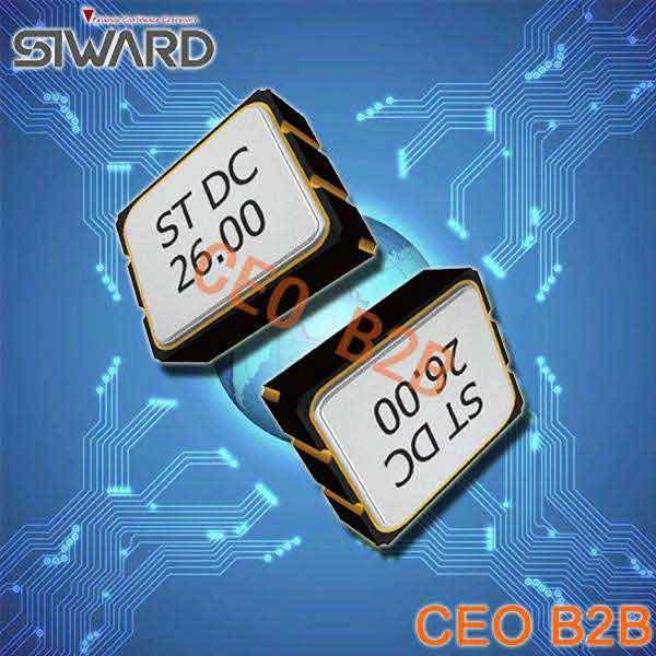 希华晶振,石英晶体振荡器,STO-3225B晶振