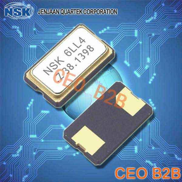 NSK晶振,贴片晶振,NXC-63-AP2-SEAM晶振