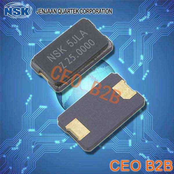 NSK晶振,石英晶振,NXC-63-APA-GLASS晶振