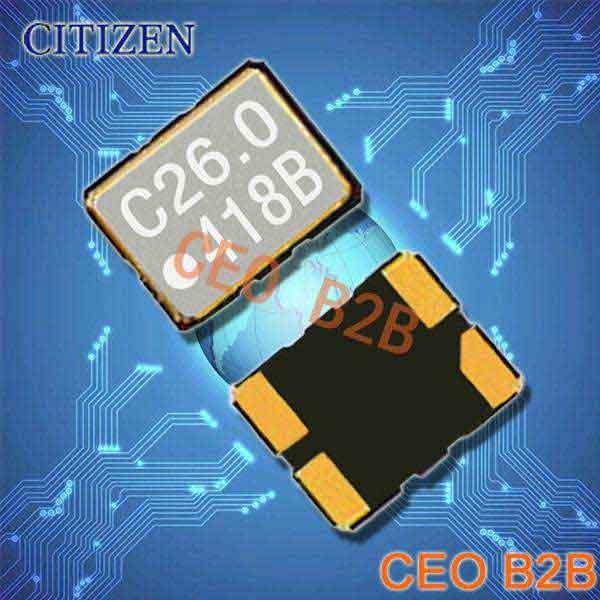 西铁城晶振,有源晶振,CSX-325T晶振