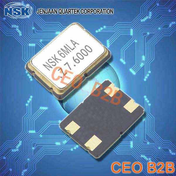 NSK晶振,贴片石英晶振,NXJ-42晶振