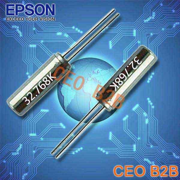 爱普生晶振,进口圆柱晶振,C-005R晶振