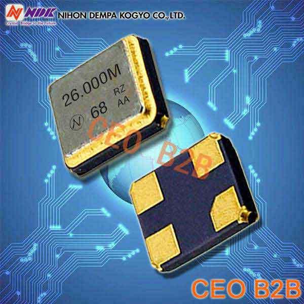 NDK晶振,贴片晶振,NX3225SA晶振
