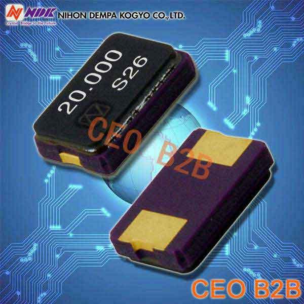 NDK晶振,贴片晶振,NX5032GB晶振
