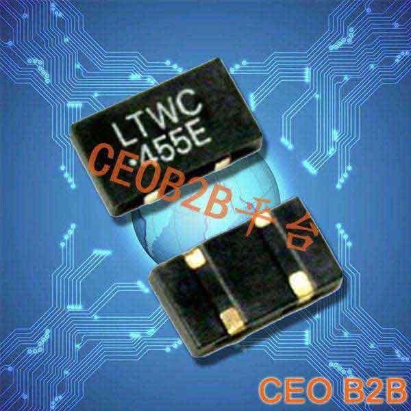 陶瓷晶振,陶瓷谐振器,SMD455E晶振
