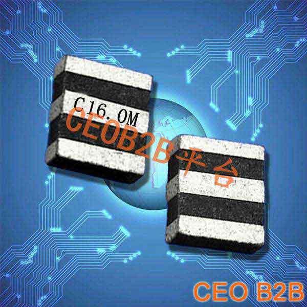 陶瓷晶振,陶瓷贴片晶振,ZTT4.7×4.1晶振