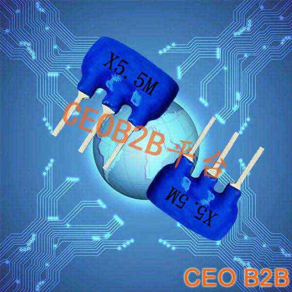 陶瓷晶振,陶瓷谐振器,ZTT3脚晶振