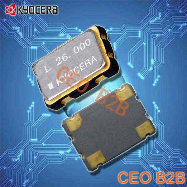 京瓷晶振,有源贴片晶振,KC5032E-C3晶振