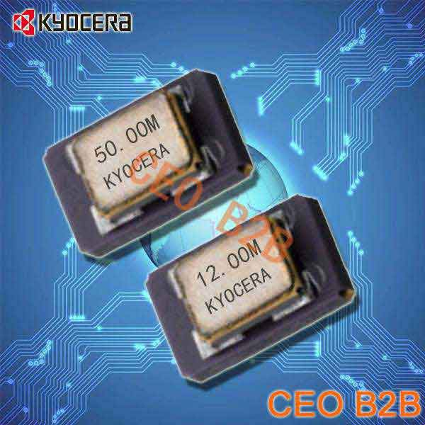 京瓷晶振,有源贴片晶振,KT5032晶振