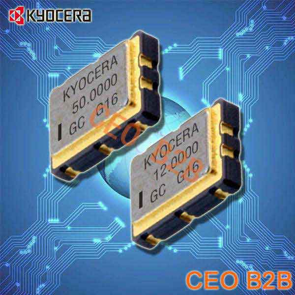 京瓷晶振,日产有源晶振,KV7050R-P3晶振