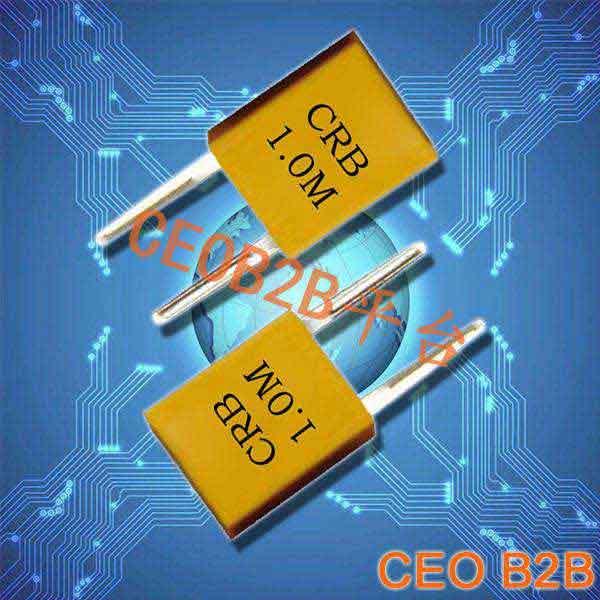 陶瓷晶振,陶瓷谐振器,CRB1.0M晶振