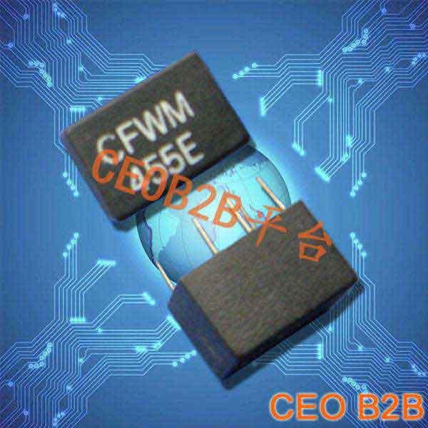 陶瓷晶振,陶瓷谐振器,CFWM455E晶振