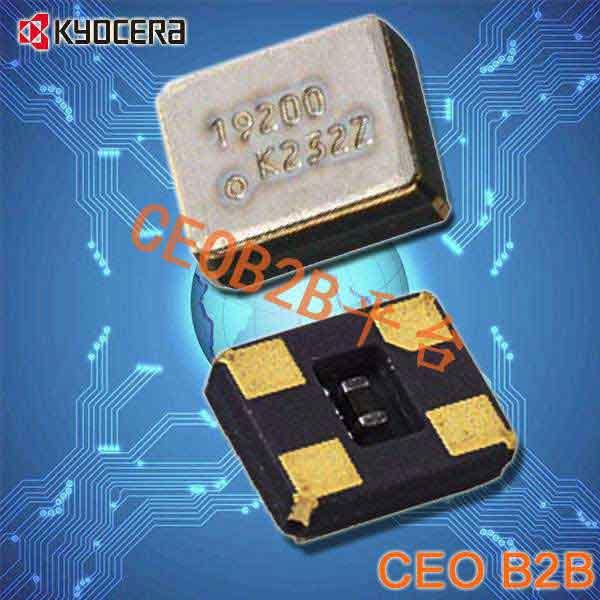 京瓷晶振,金属面振荡器,KC5032H晶振
