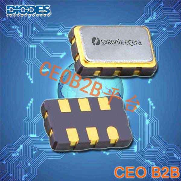 百利通亚陶晶振,石英晶体振荡器,UX53晶振