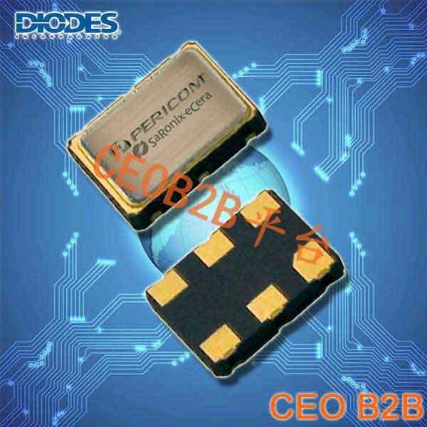 百利通亚陶晶振,石英晶体振荡器,UX5040GE01晶振
