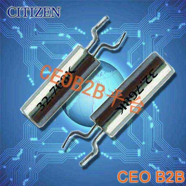 西铁城晶振,进口石英晶体谐振器,CMR310T晶振