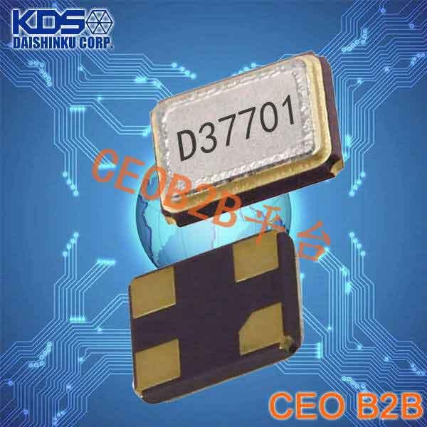 KDS晶振,无源晶振,DSX1612SL晶振