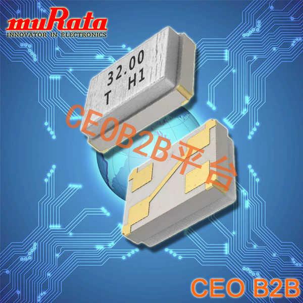 村田晶振,SMD晶振,HCR2016晶振,XRCPB25M000F3M00R0晶体