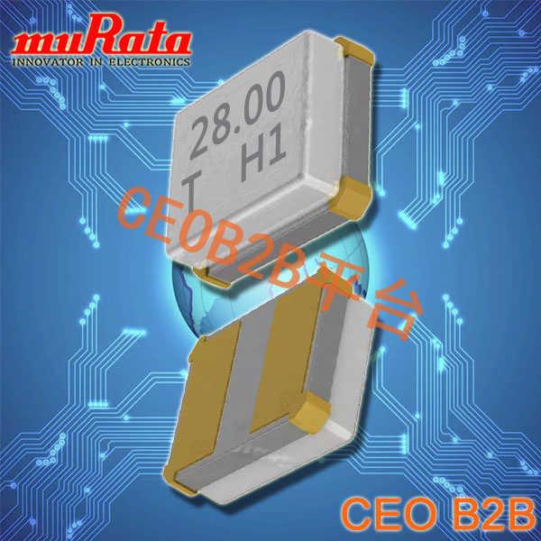 村田晶振,SMD晶体,HCR2520晶振,XRCHA20M000F0Z01R0晶振