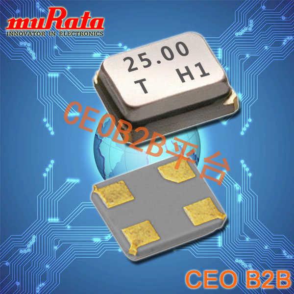村田晶振,SMD晶振,MCR1210晶振,XRCED37M400FXQ52R0晶体