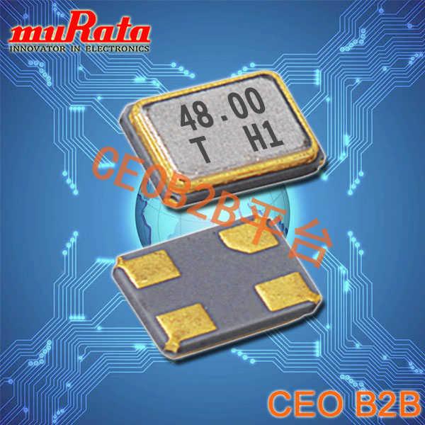 村田晶振,进口贴片晶振,TSS-5032A晶振,XRCLK52M000F1QA0P0晶振
