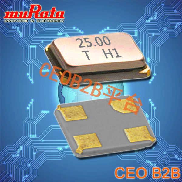 村田晶振,MCR1612晶振,48M晶振,XRCMD48M000FXQ58R0晶振