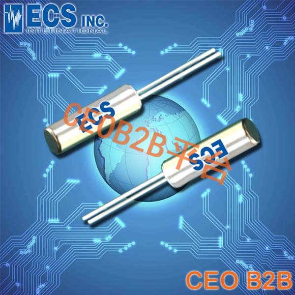 ECS晶振,ECS-3X10X晶振,ECS-40-18-10X晶振,音叉晶体