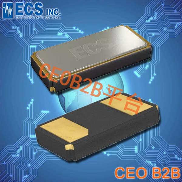 ECS晶振,ECX-12Q晶振,32.768K晶振