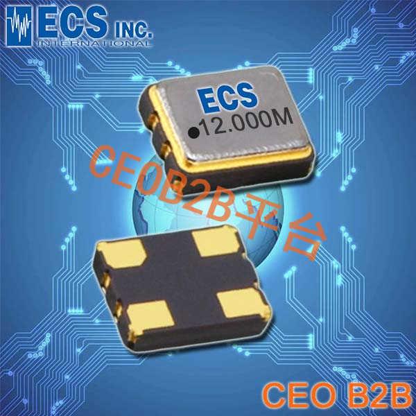 ECS晶振,ECS-2532VXO晶振,ECS-2532VXO-270B-2.8晶振,3225晶振